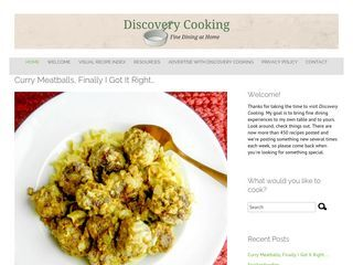 Discovery Cooking