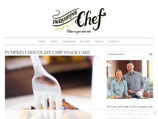 Inquiring Chef