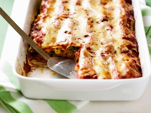 Cannelloni op z'n Mexicaans