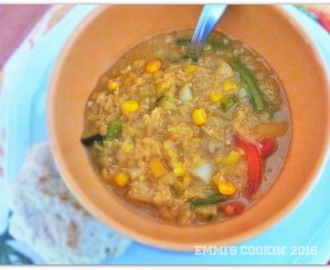 From the pot | Easy and quick red lentil soup