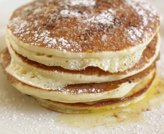 I love pancakes…can we have pancakes for breakfast?