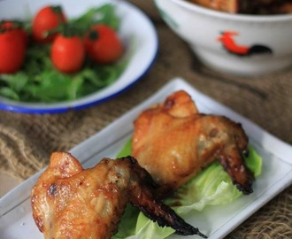 Recipe: Sticky Spiced Chicken Wings (Gordon Ramsay)