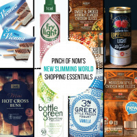 New Slimming World Shopping Essentials – 14/4/17