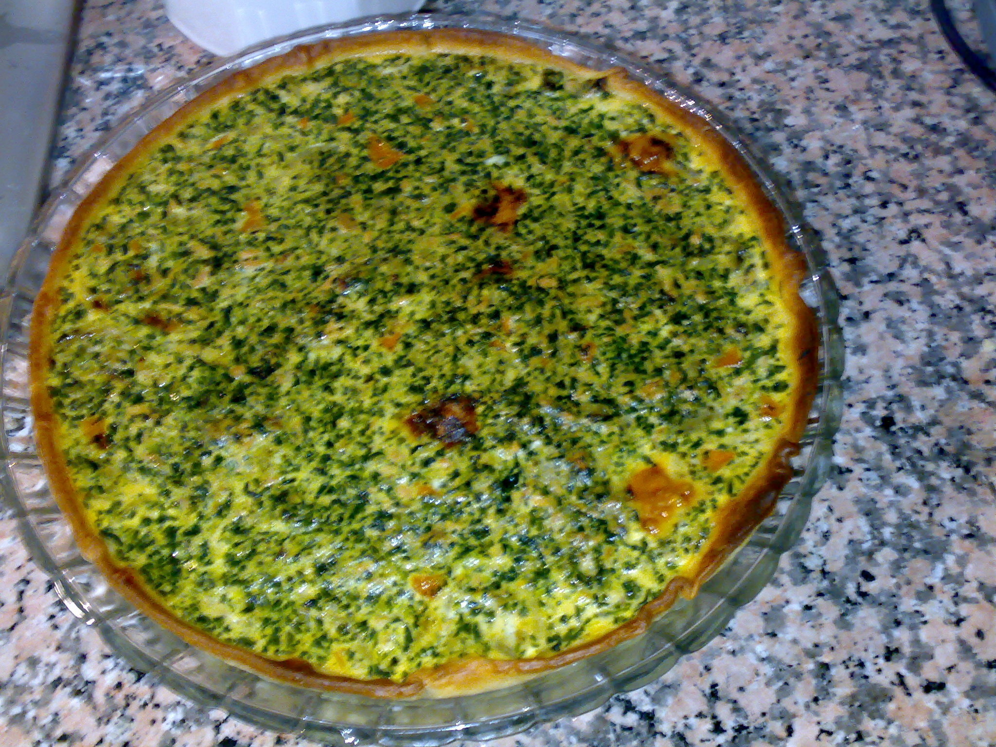 Pizzas/  Quiches/ Empadas