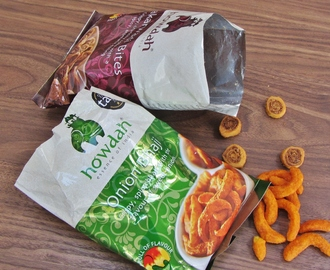 Howdah Gourmet Indian Snacks