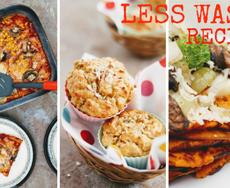 Brabantia Giveaway & 3 Slimming World Recipes Using Leftovers