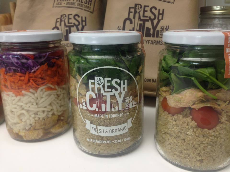 Fresh Meals From Fresh City Farms