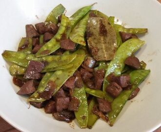 Chicken Liver Adobo Recipe