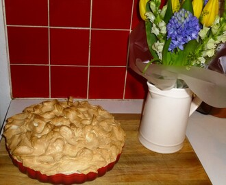 Quick and Easy Lemon Meringue Pie Recipe