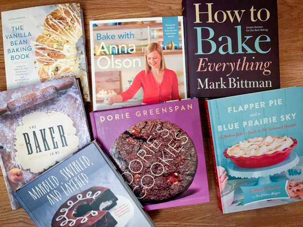 New books for bakers