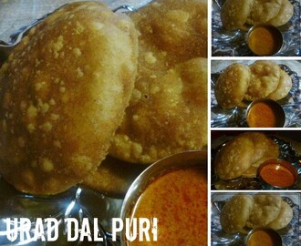 Urad Dal Puris