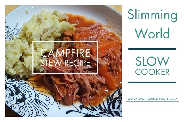 Slimming World Campfire Stew Recipe – SW Slow Cooker Gammon Recipe