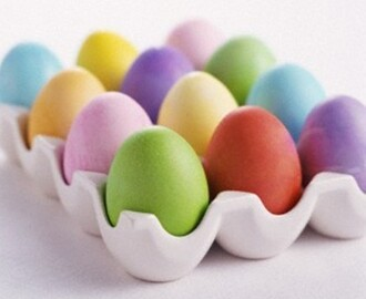 Come fare le uova colorate per Pasqua