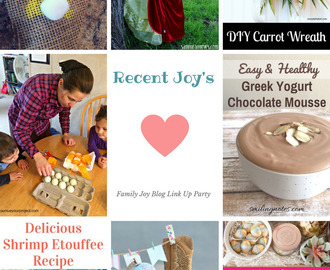 Family Joy Blog Link Up Party #61