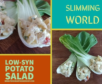Best Ever Slimming World Potato Salad Recipe