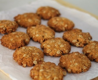 Molly's anzac cookies
