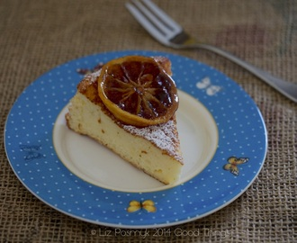 Potato Torte - favourite cake recipes
