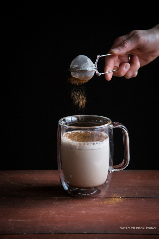 Mexican Cinnamon Horchata (Cinnamon Rice Milk)