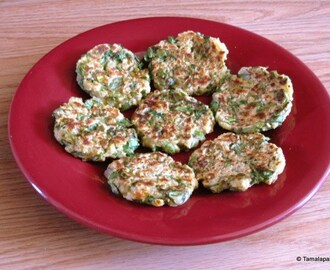 Oats Spinach Cutlet