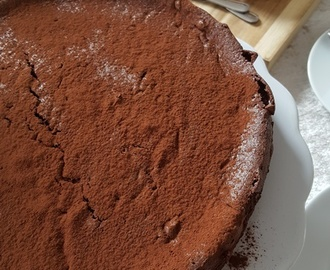 Schokokuchen (low carb)