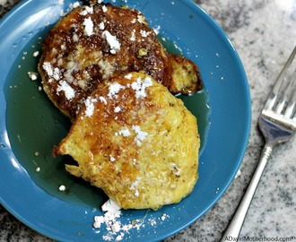 Leftover Biscuit French Toast Recipe