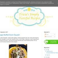 Tricia's Simply Tasteful Recipes