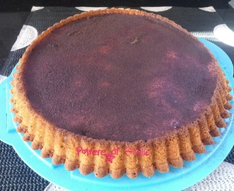 Crostata morbida al tiramisu' light