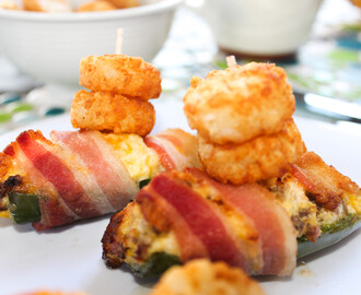 Jalapeno Breakfast Poppers