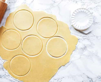 How to make sweet empanada dough