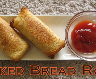 Baked Bread Roll