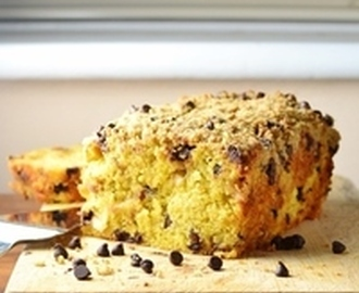 Easter Loaf Cake with Streusel Topping Recipe