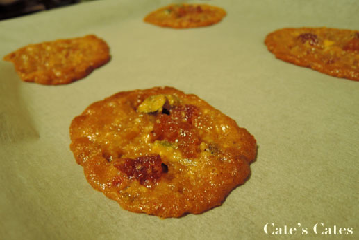 Recipe: Vegan Florentines
