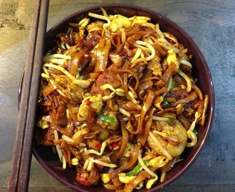 Family's favourite Char Kuey Teow recipe