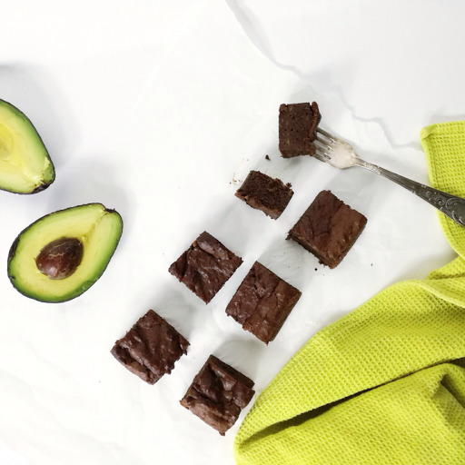 Brownie de palta / Avocado Brownie