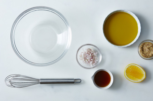 food52:  Whisk it good. Read more: How to Make Vinaigrette...