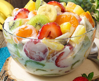 Hawaiian Cheesecake Salad (With Video)
