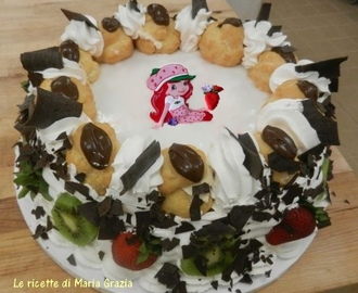 Torta compleanno bambina
