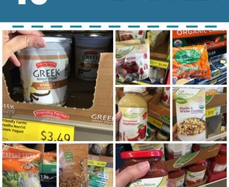 18 Great Budget Friendly Foods Found at ALDI