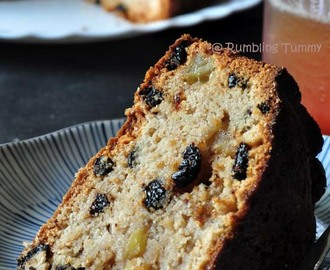 Friendship cake (Herman cake) Air fryer