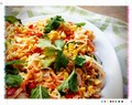 {Bookshelf} Sweetcorn Slaw from Ottolenghi's Plenty More