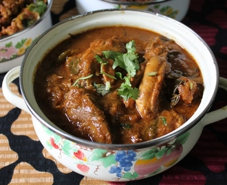 Spicy Chicken Curry Without Coconut