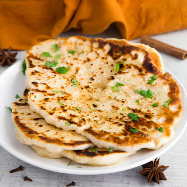 NAAN BREAD RECIPE & HISTORY – all you need to know!