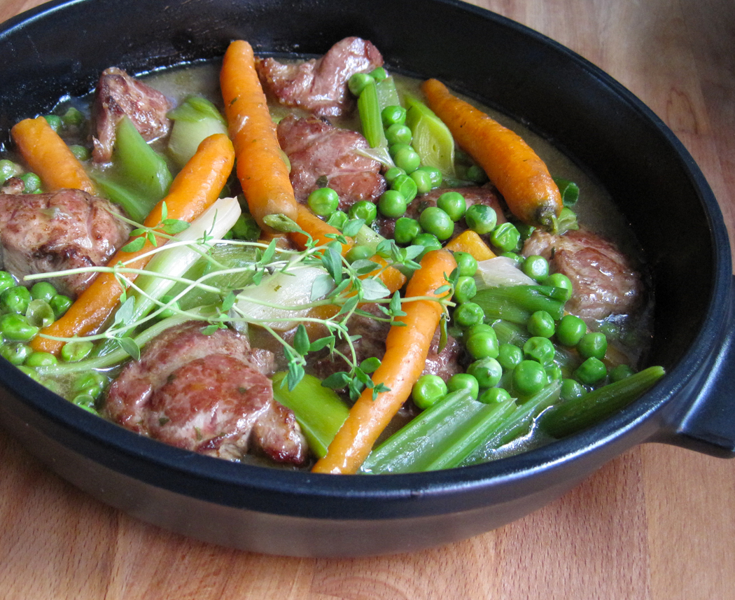 Quick Lamb Stew - by MPW for Knorr