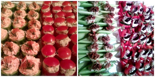 Canapés and Party Food the Healthier Way (includes Thermomix instructions)
