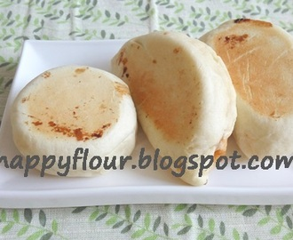 Pan Fried Roast Pork Buns