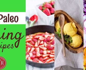 Celebrate Spring Produce – 75+ Paleo Spring Recipes!