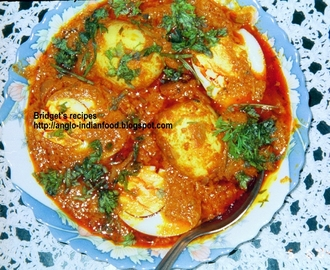 SPICY BOILED EGGS CURRY