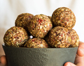 Nut Free Muesli Bliss Balls