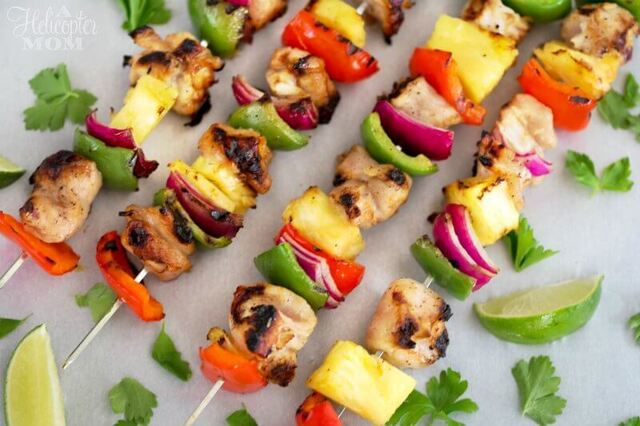 Grilled Chicken Kabobs Recipe – Easy Summer Grilling with Char-Broil