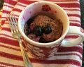 Skinny Mug Muffin Recipe